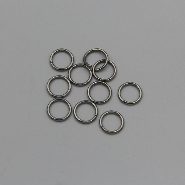 Opened Jump Ring Slim - Metal Field