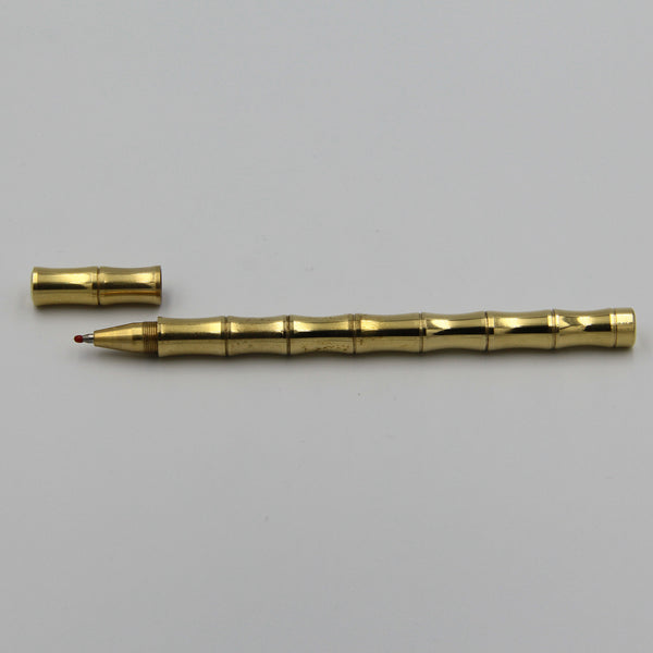 Luxury Brass Pen Detachable design - Metal Field