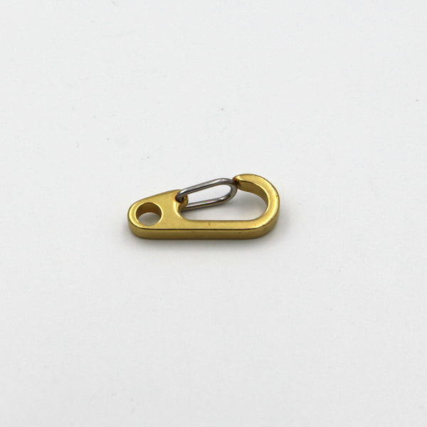 Clasp Lobster Solid Brass 33mm - Metal Field