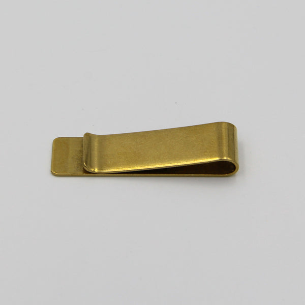 Brass Money Clip - Metal Field