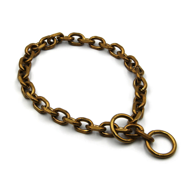 Dog Chain Necklace - Metal Field