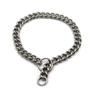 Pet Collars Stainless Pets Jewelry - Metal Field