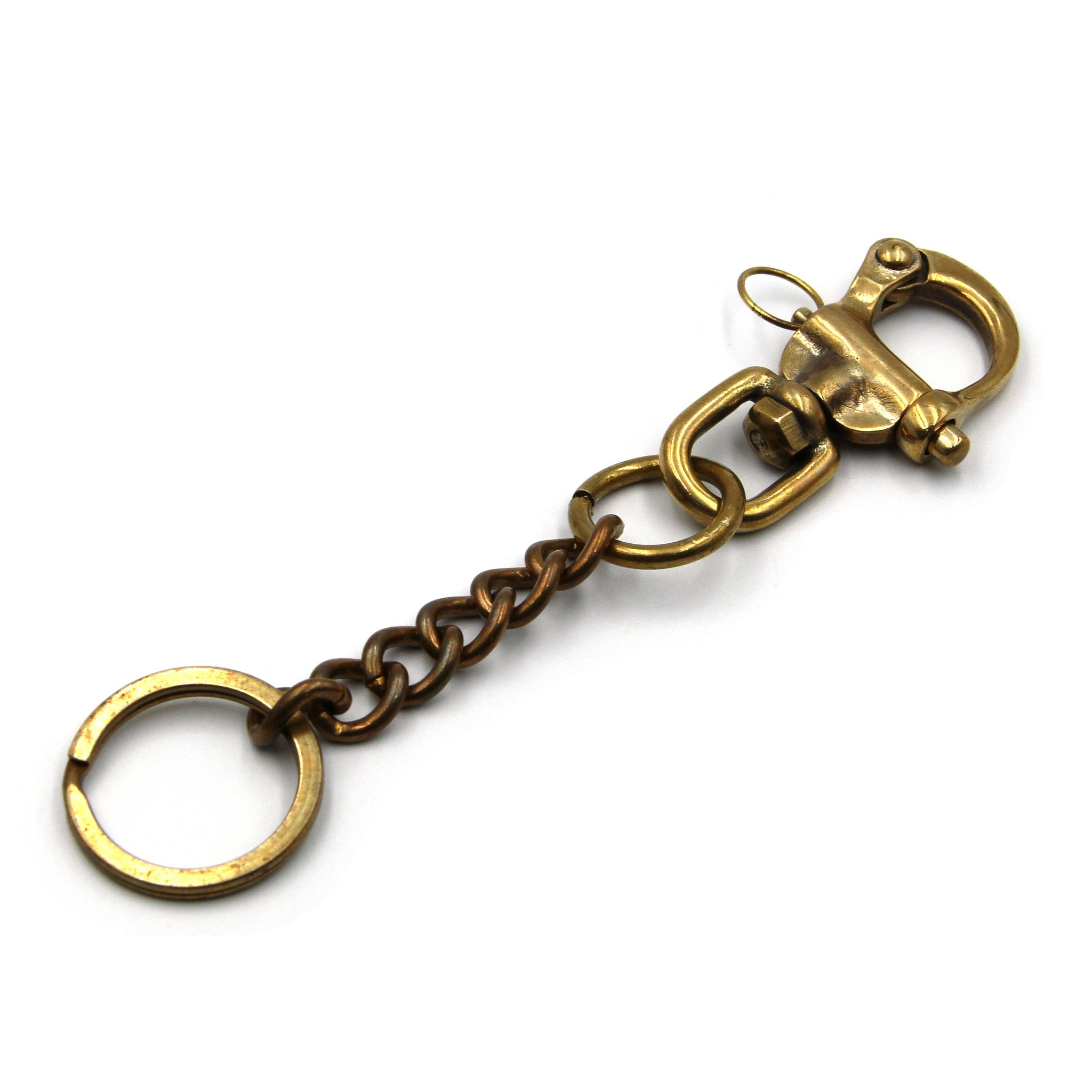 Anchor Snap Keychain Manager - Metal Field