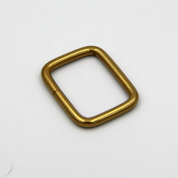 Rectangular Ring Split Loop 35mm - Metal Field