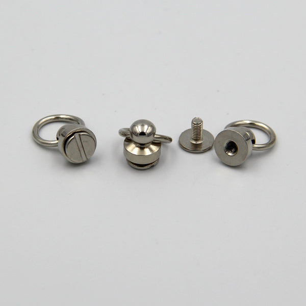 Chicago Screw Rivets with O-Ring - Metal Field