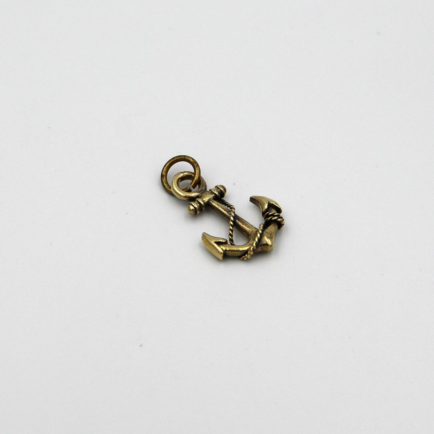 Anchor Pendant Brass - Metal Field