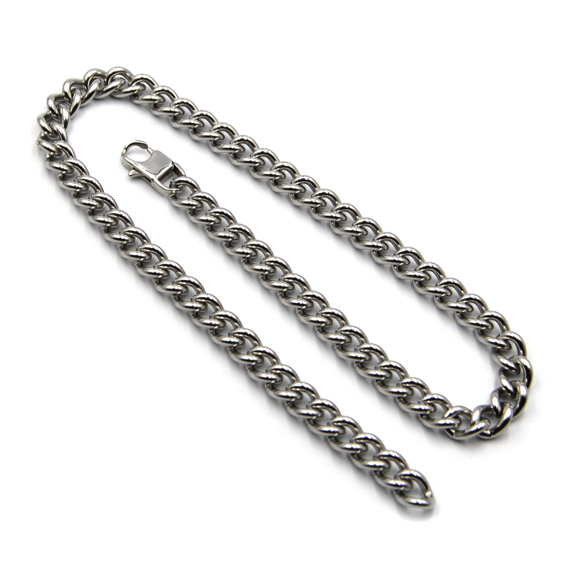 Stainless steel jewelry chain Mens stainless steel necklace - Metal Field