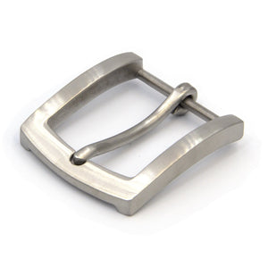 Stailness Steel Buckle Matt - Metal Field Shop