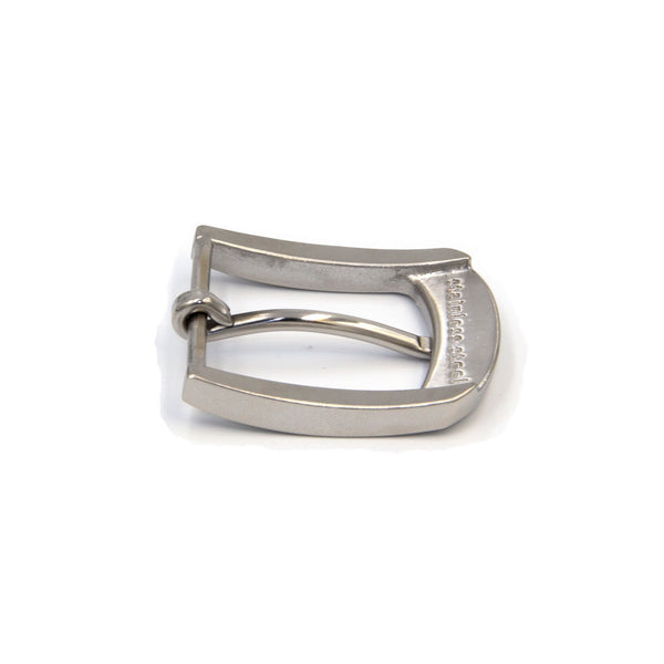 Polished Buckle Men's Casual - Metal Field
