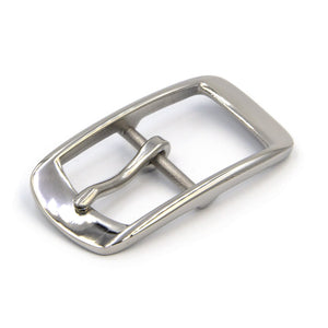 Women's Slim Buckle Shiny Finish Nice Looking - Metal Field