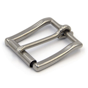 Roller Belt Buckle 39mm - Metal Field