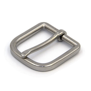 Rustic Stainless Steel Buckle, Retro Belt Buckles For Handmade Leather Belt - Metal Field