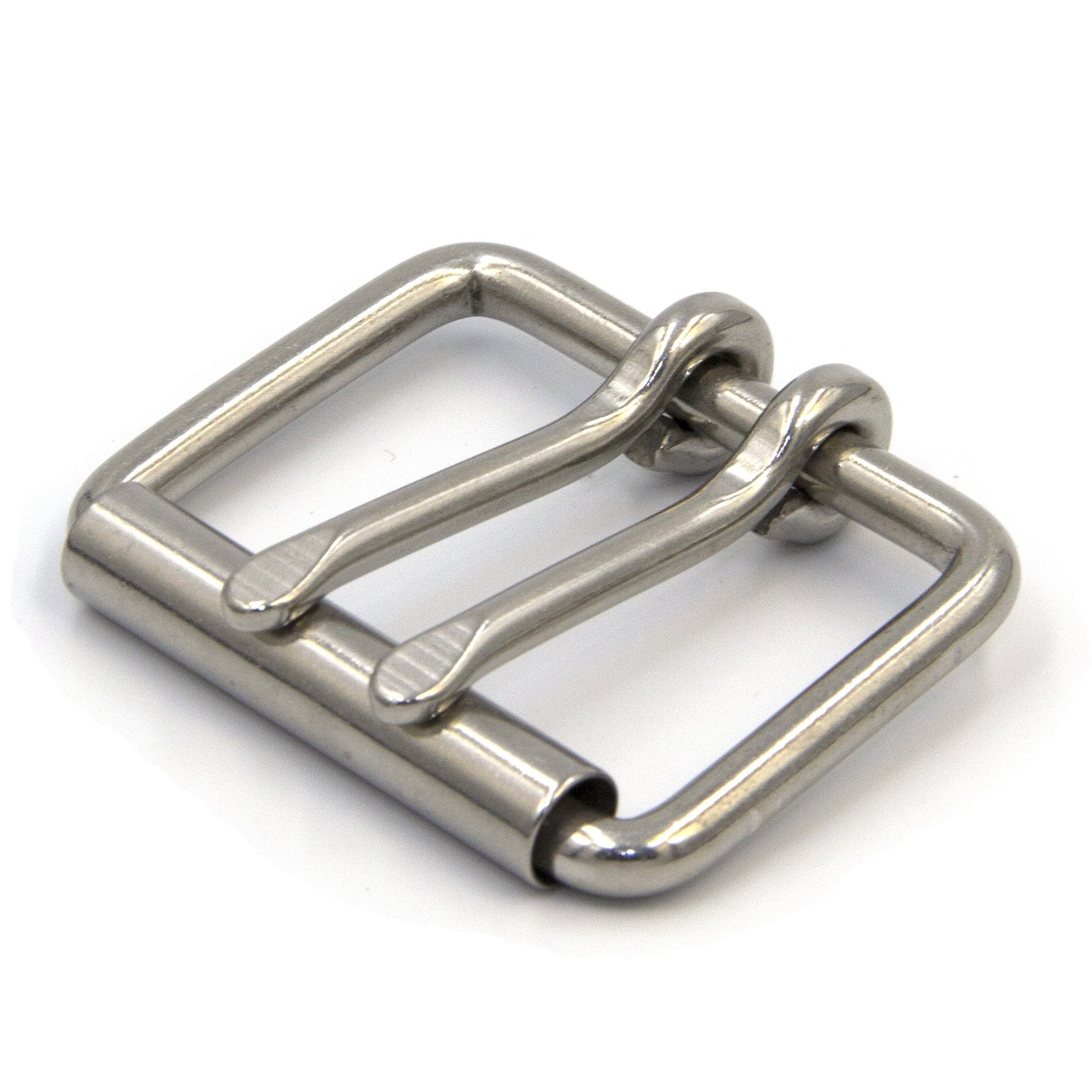 Roller Buckle Halter Harness - 50 mm, Double Pin - Metal Field
