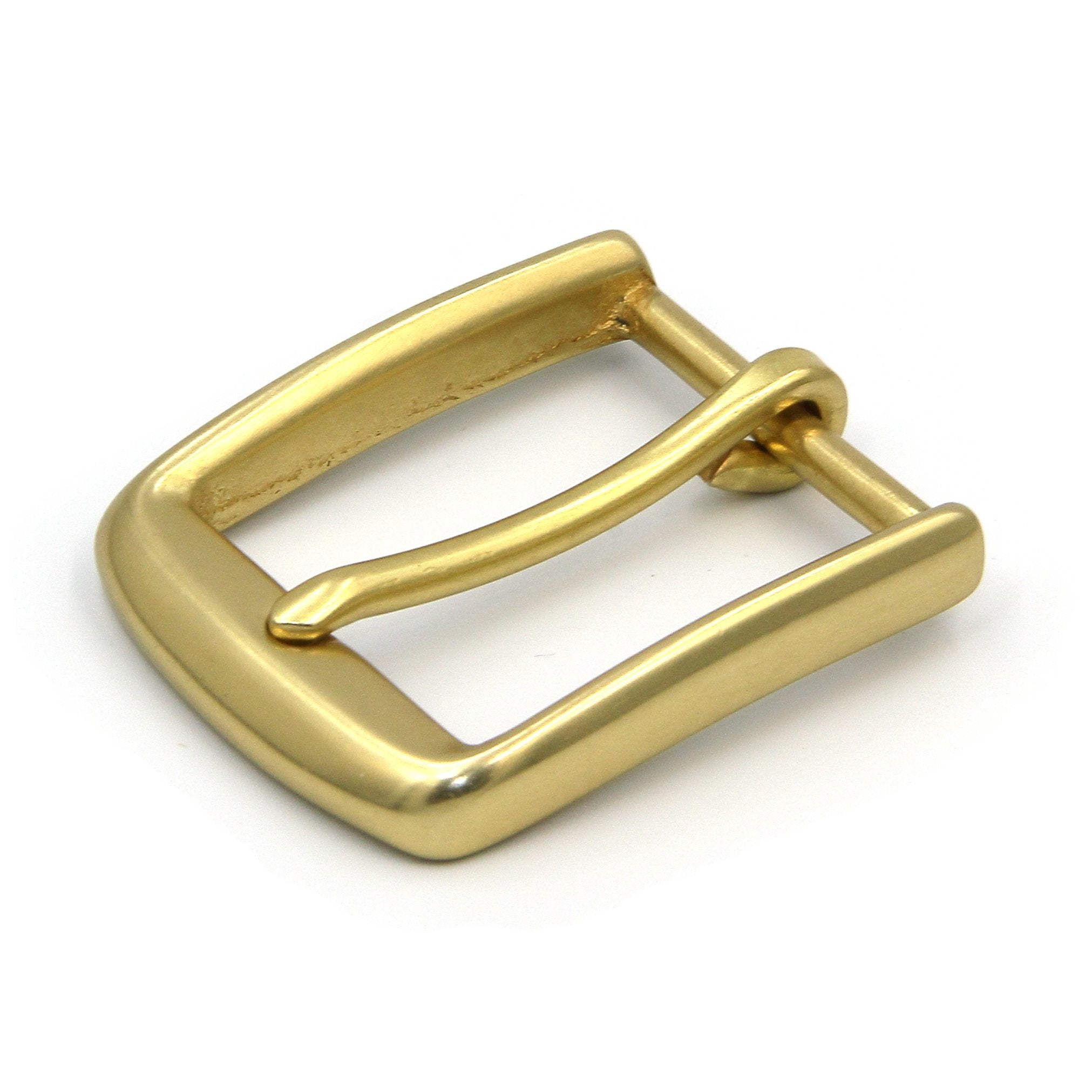 Solid Brass BELT Buckle 36-40MM - Metal Field