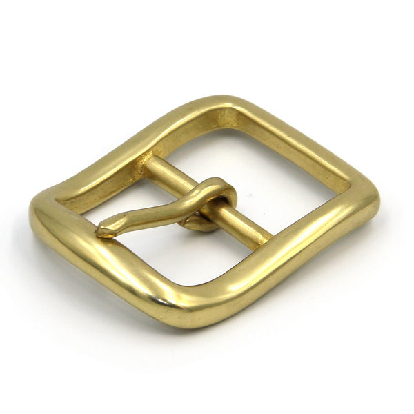 Classic Pin Buckle for men Brass - Metal Field Shop