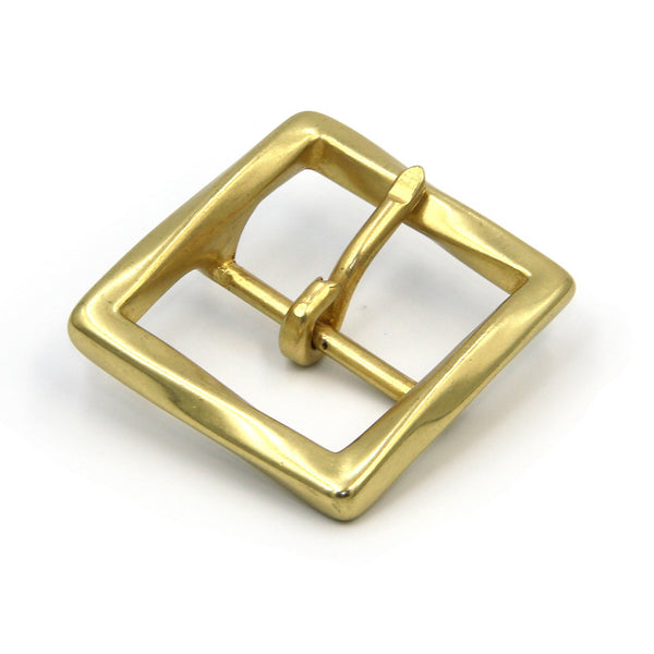 Heavy Brass Buckle 39mm - Metal Field