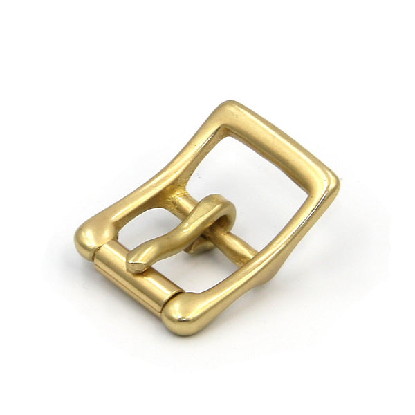 Solid Rolling Bar Buckle, Sandal Buckle,Leather Strap Closure 21 mm - Metal Field