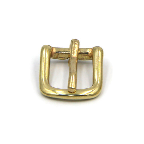 Brass Pin Buckle, Women Buckle 16 mm - Metal Field