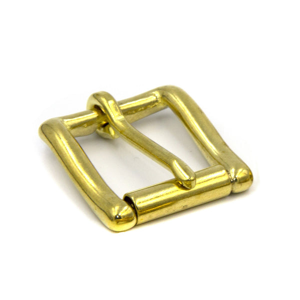 Roller Brass Buckle 25 mm - Metal Field
