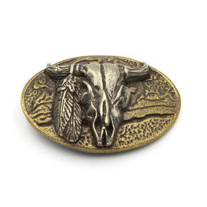 Exclusive Buckle Bull - Metal Field