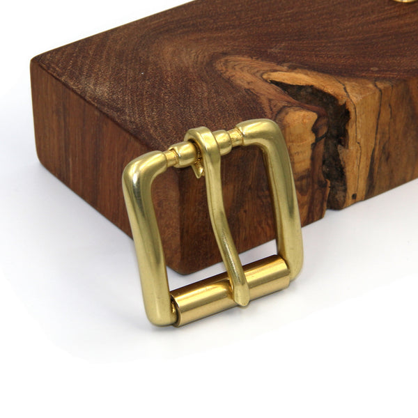 Solid Strong Roller Buckle, Men Belt Buckle - Metal Field