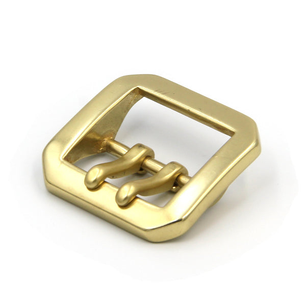 Strong Military Double Pin Buckle Heavy Brass Buckle - Metal Field