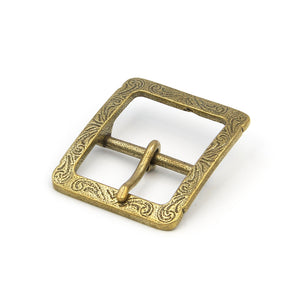 Arabesque Style Vintage Buckle Easten Engraved - Metal Field