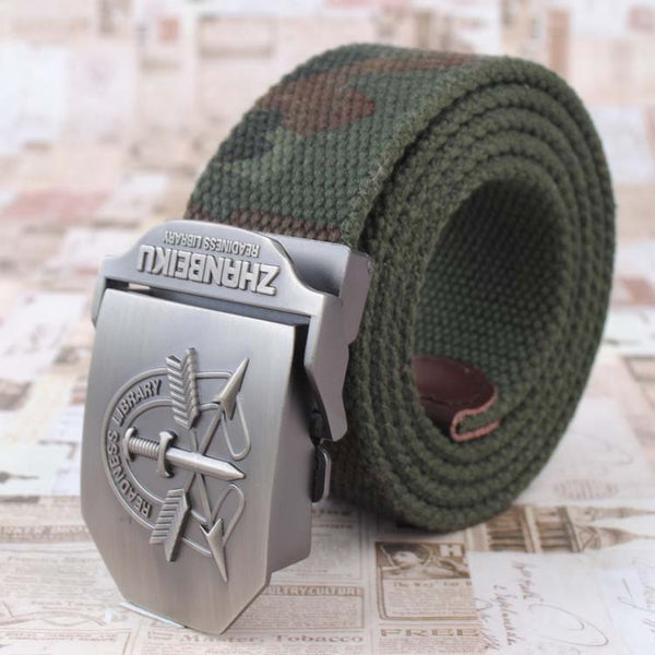 Automatic Buckle Belt Belt buckle alloy Zinc alloy - Metal Field