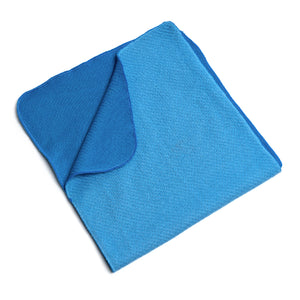 Jade Cooling Towel - Blue