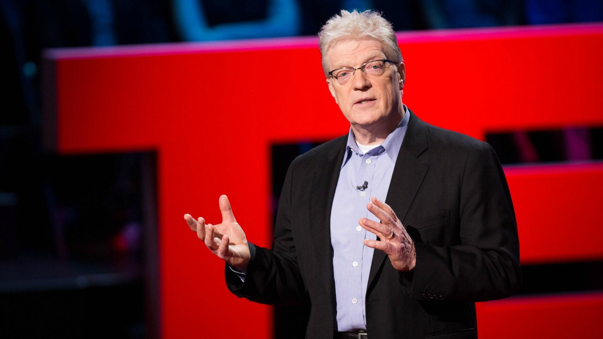 Yoto Talks TED: Sir Ken Robinson on Schools and Creativity