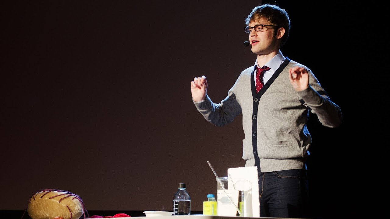 Yoto Talks TED: Tyler DeWitt on making science fun