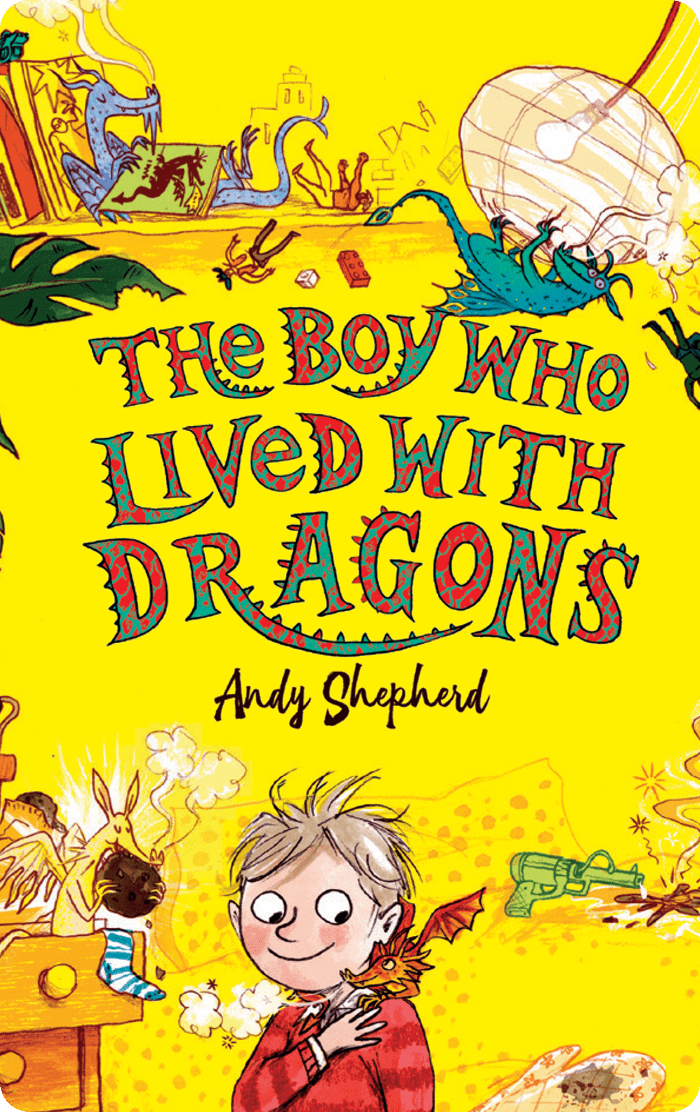 The Boy Who Lived with Dragons