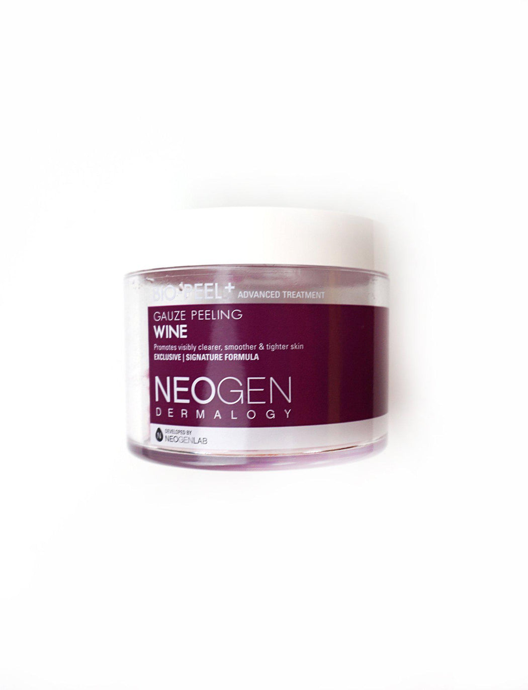 Neogen Bio-Peel Gauze Peeling Wine-Neogen-Yuuka House Korean and Japanese skincare and beauty