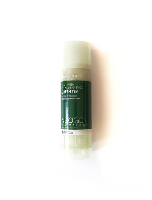 Neogen Real Fresh Green Tea Cleansing Stick-Neogen-Yuuka House Korean and Japanese skincare and beauty