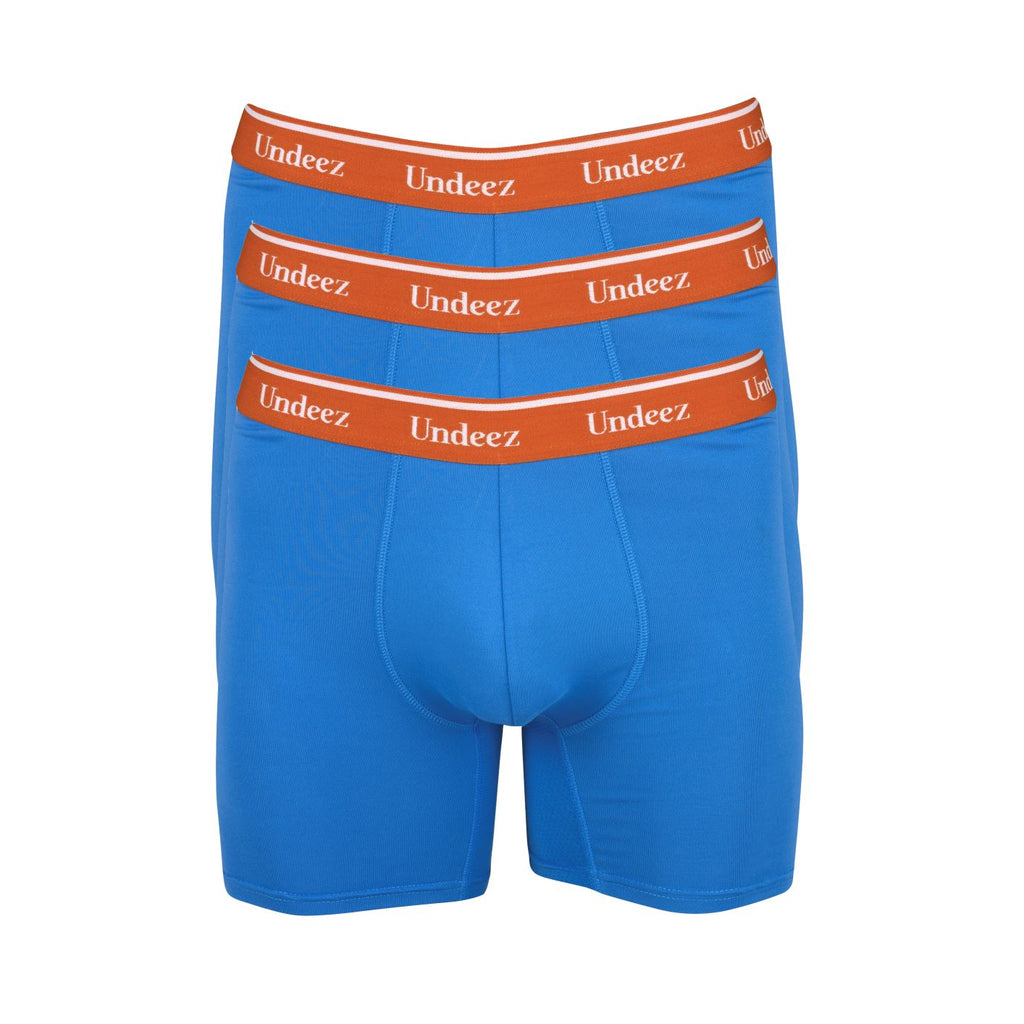 Blue Boxer Brief