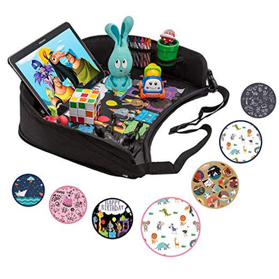 "Travel Tray (16"" x 14"") - Black"