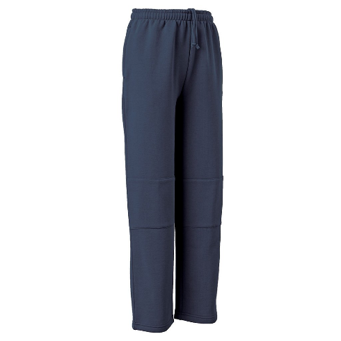 EAS Track Pants Fleece Dble Knee