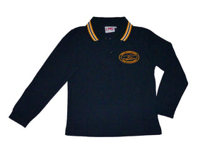TGS Polo L/S Stripe Collar