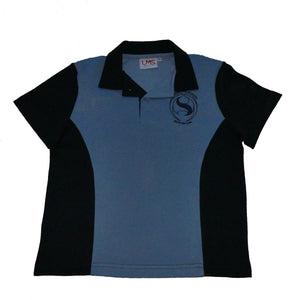 STD Polo S/S Navy/Sky