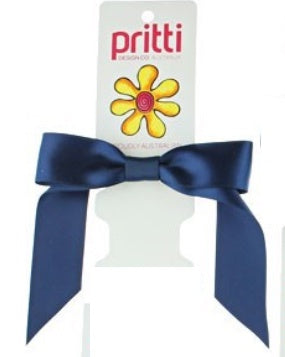 GAP Pony Bow Navy