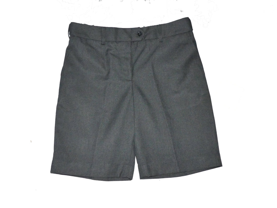 NMH Shorts Ladies Formal Grey Marle