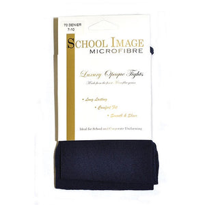 CAC Tights Microfibre Navy (Yr 7-12)