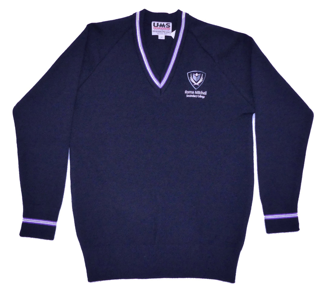 RMS V-Neck Jumper
