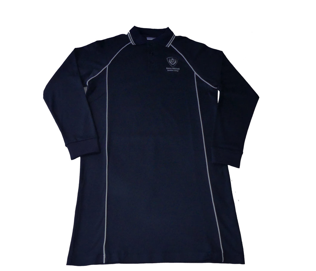 RMS Sport Polo L/S