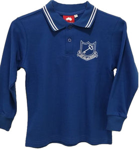 EAS Polo Shirt Long Sleeve