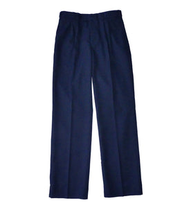 CAC Trouser Navy Pleated (Yr 4-12)