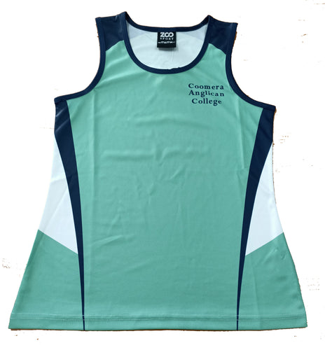 CAC Athletic Singlet Ladies (Yr 4-12)