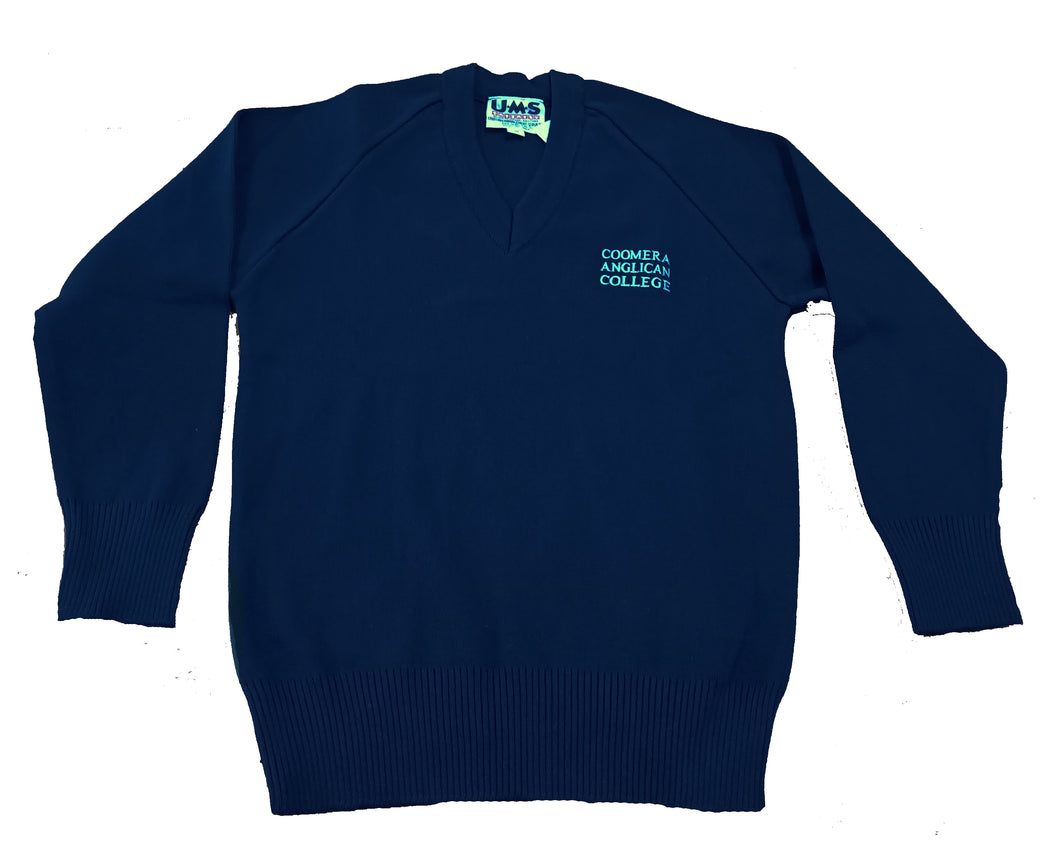 CAC Pullover Poly/Cotton (Yr 1-12)