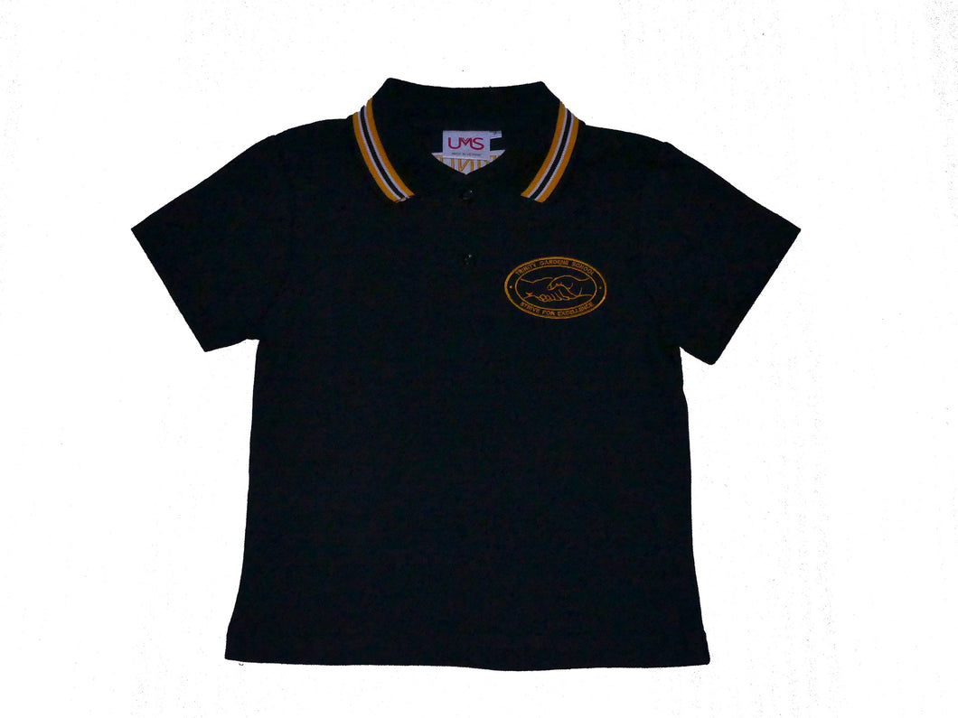 TGS Polo S/S Stripe Collar