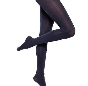 STD Tights Girls Opaque Navy